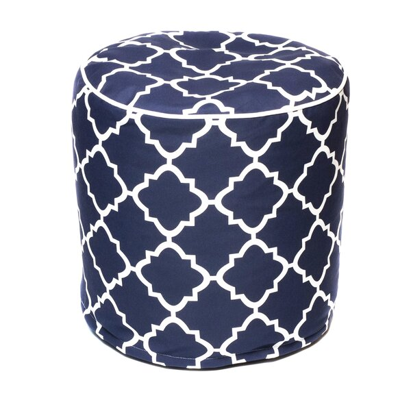 Jake Outdoor Ottoman By Breakwater Bay by Breakwater Bay Looking for
