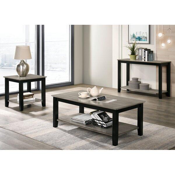 3 Piece Coffee Table Set by Latitude Run Latitude Run