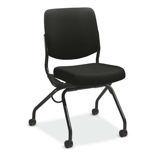 Perpetual Fabric Padded Folding Chair by HON