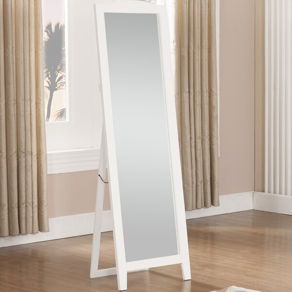 Standing Full Length Mirror by Andover Mills