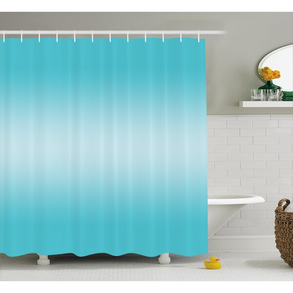 Maddox Open Sky Inspired Art Shower Curtain by Zoomie Kids