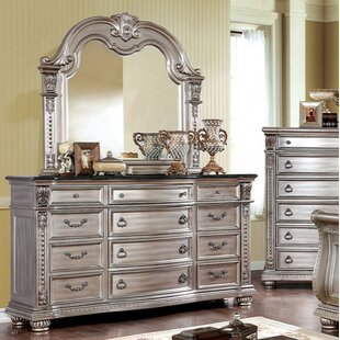 India 12 Drawer Dresser by Astoria Grand