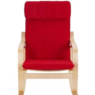 Bentwood Rocking Chair ECR4kids