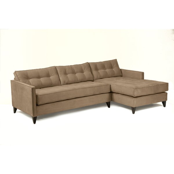 Jason Left Hand Facing Sectional By Loni M Designs