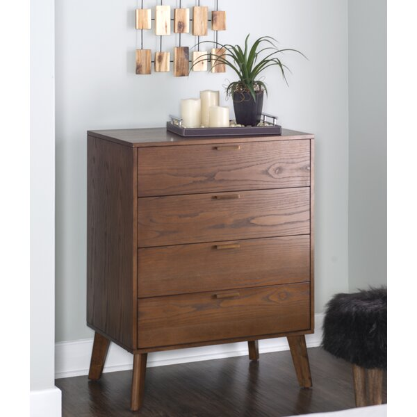Radcliff 4 Drawer Chest by Corrigan Studio