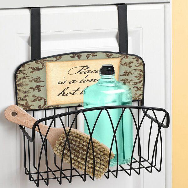 Peace Over the Door Organizer by Stupell Industries
