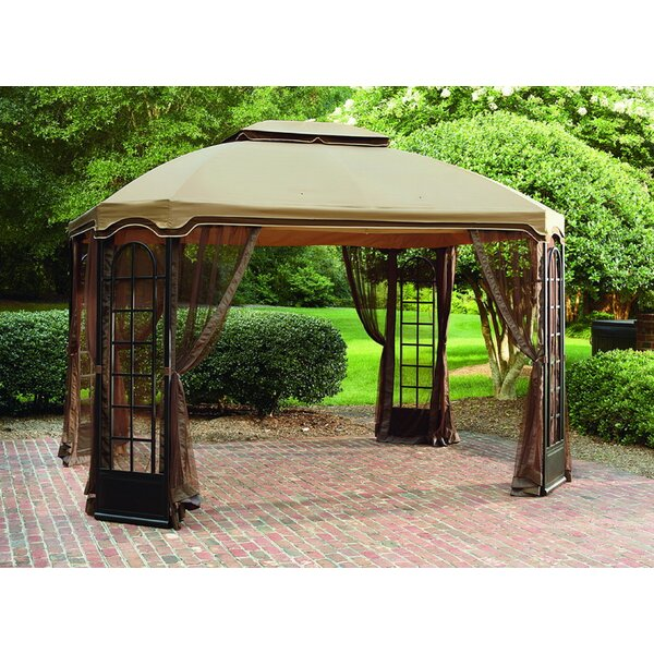 Replacement Canopy (Deluxe) for Terrace Gazebo by Sunjoy