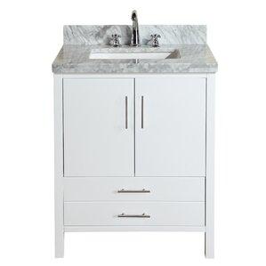 california 30 single bathroom vanity set - Bathroom Vanity 30 Inch