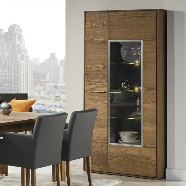 Thiago 2 Door China Cabinet by Union Rustic