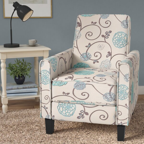 Sonntag Manual Recliner by Andover Mills