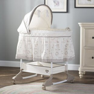 Read Reviews Rosthern Rocking Bassinet By Viv + Rae