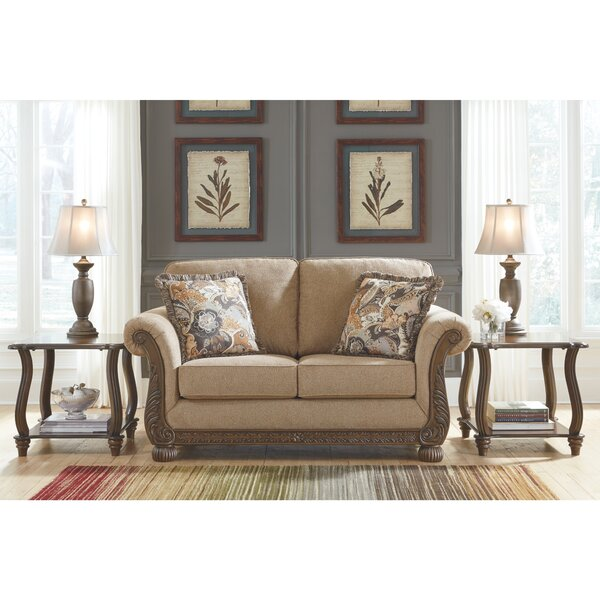 Find Out The New Orona Loveseat by Astoria Grand by Astoria Grand