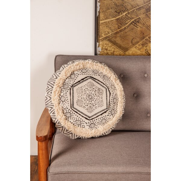 Gordillo Rustic Pillow Cover by Bungalow Rose