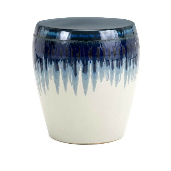 Abercrombie Garden Accent Stool by Highland Dunes