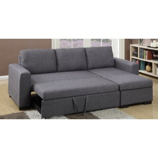 Merveilleux 2 Piece Sectional Sleeper Sofa | Wayfair