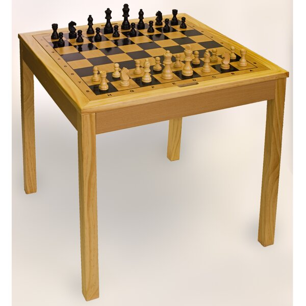 3 in 1 Multi Game Table by Sunnywood