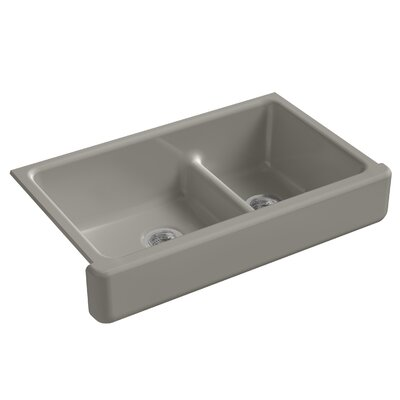 Kitchen Sink Double Bowl Cashmere photo