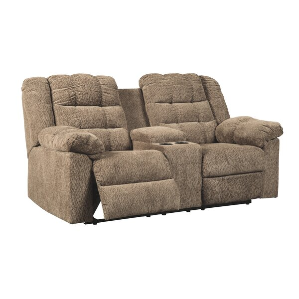 Looking for Raine Reclining Loveseat By Red Barrel Studio Cool