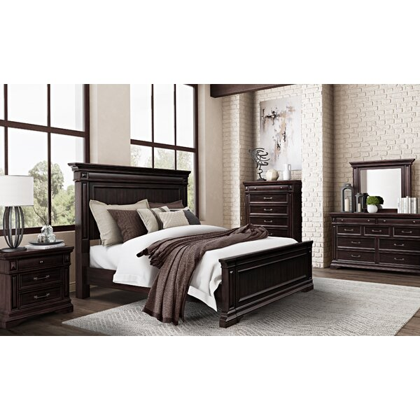 Olander Standard Solid Wood Configurable Bedroom Set By Birch Lane™ Heritage by Birch Lane™ Heritage Bargain