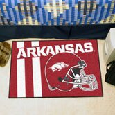 NCAA University of Arkansas Starter Doormat by FANMATS