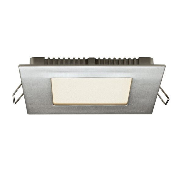 Square Panel LED Recessed Trim by DALS Lighting