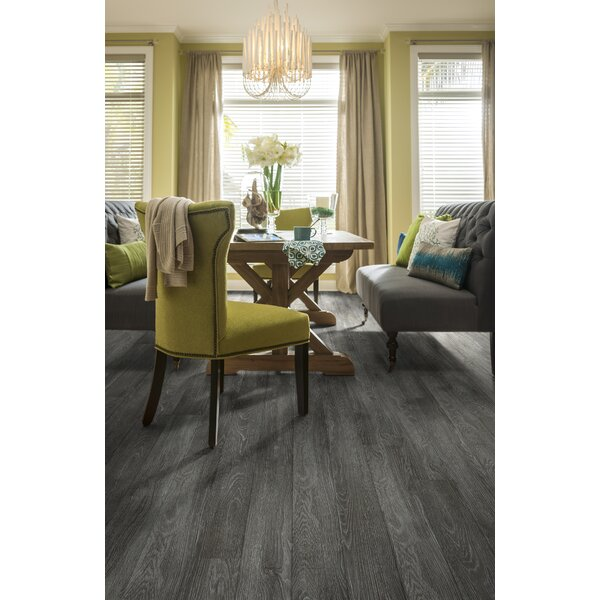Winsted 6 x 48 x 5.5mm Luxury Vinyl Plank in Bethel by Shaw Floors