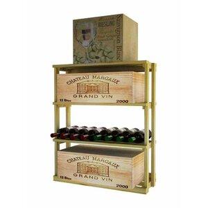 Country Bin 69 Bottle Floor Wine Rack