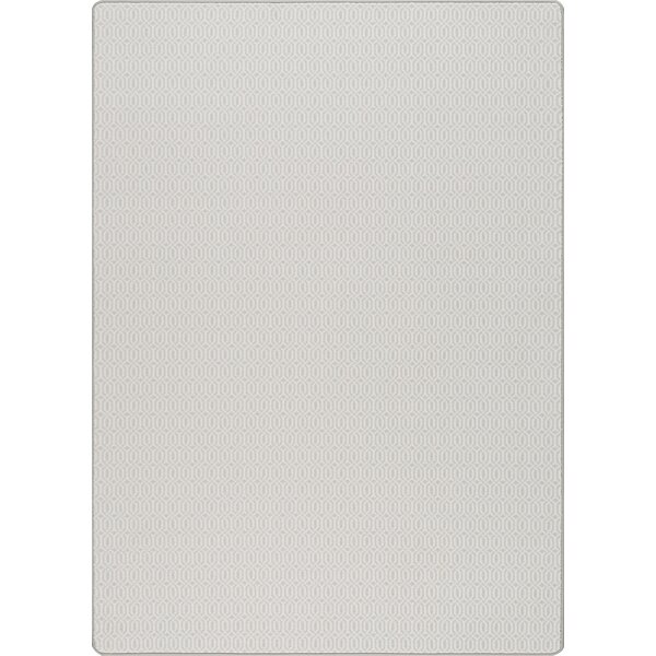 Broom Mist Gray Area Rug by Wrought Studio