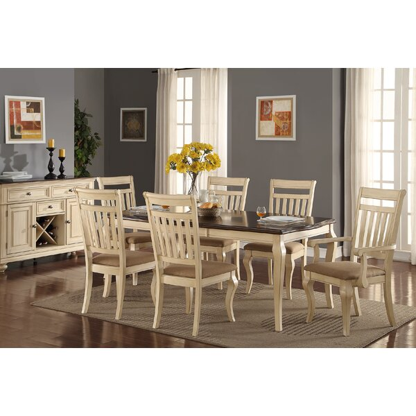 Quirion 7 Piece Extendable Dining Set by One Allium Way