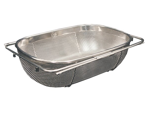 Over-the-Sink Extendable Colander / Strainer by Whitehaus Collection