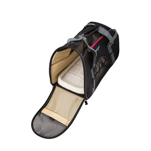 Large Wheeled Comfort Pet Carrier by Bergan Pet Products