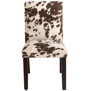 Shop for Bodgers Parsons Upholstered Chair by Trent Austin Design