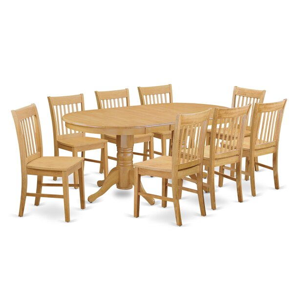 Rockdale 9 Piece Dining Set By Darby Home Co Best Choices
