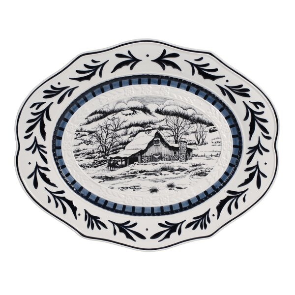 Bristol Platter by Fitz and Floyd