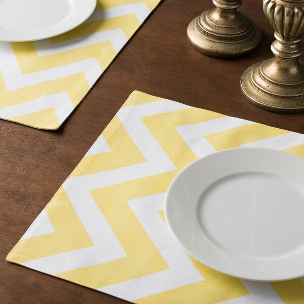 Dakotah Cotton Placemat (Set of 4) by Willa Arlo Interiors