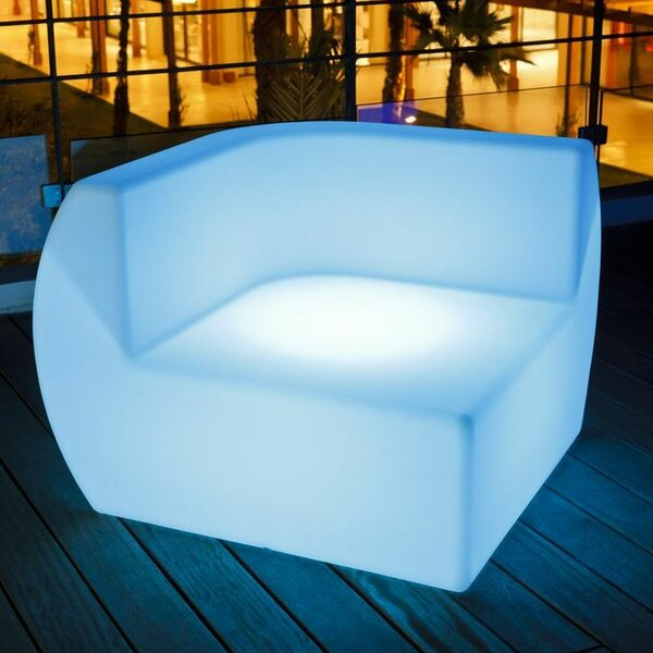 Side Luminous Chair by Smart & Green