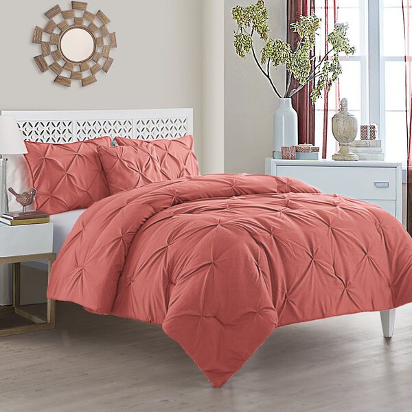 Pamella 4 Piece Comforter Set by Willa Arlo Interi