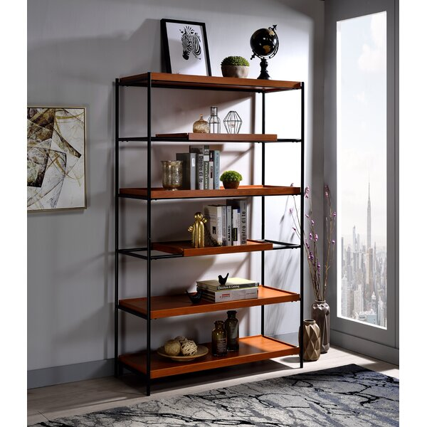 Bevan Etagere Bookcase By 17 Stories