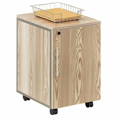 Gadson 1-Drawer Mobile Vertical Filing Cabinet