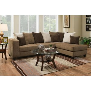 Swansea Stationary Sectional by Three Posts