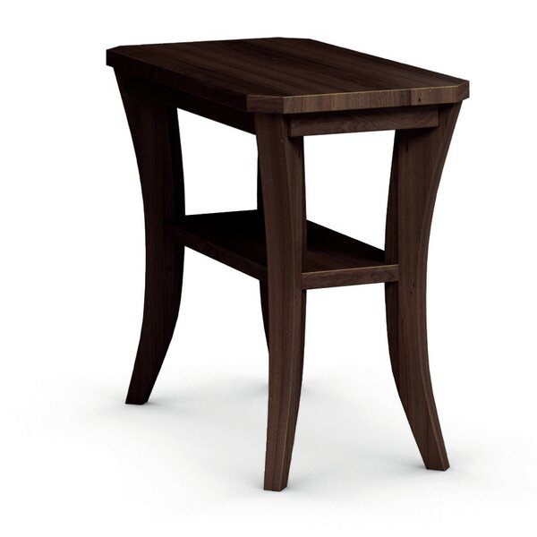Cosmo Chairside Table by Caravel