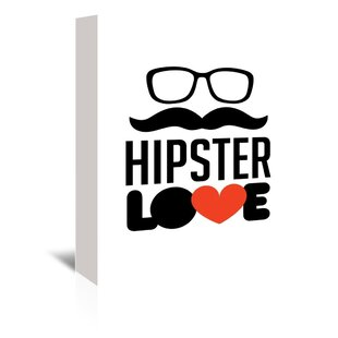 Hipster by Patricia Pino Wall Art on Canvas  sc 1 st  Wayfair & Hipster Wall Art | Wayfair