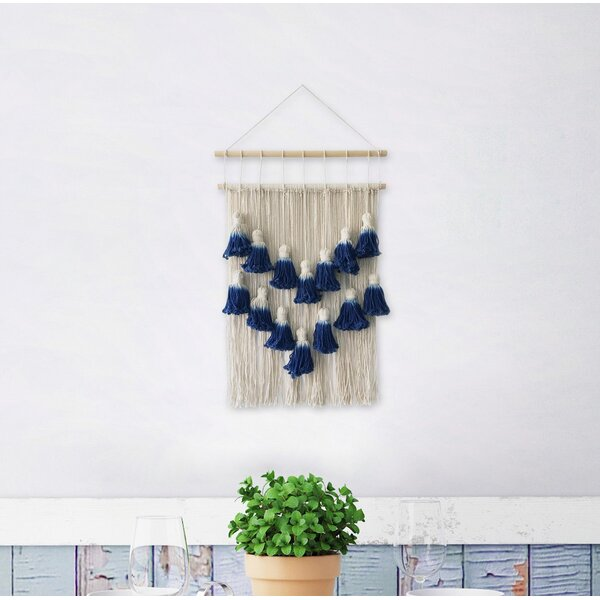 Layered Macrame Wall Hanging by Mistana