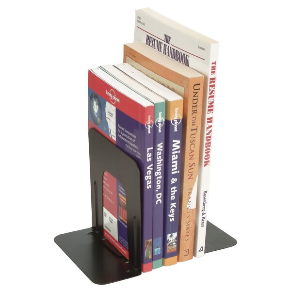 Book Ends (Set of 6) by Officemate International Corp