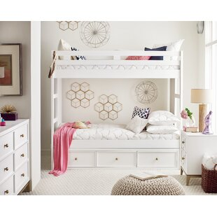 Great Price Complete Twin Panel Bed with Storage Drawer ByRachael Ray Home