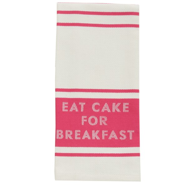 Diner Stripe Kitchen Towel by kate spade new york