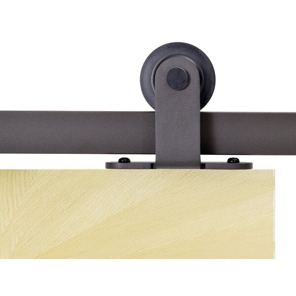 Top Mount Style Sliding Door Track Barn Door Hardware by Calhome