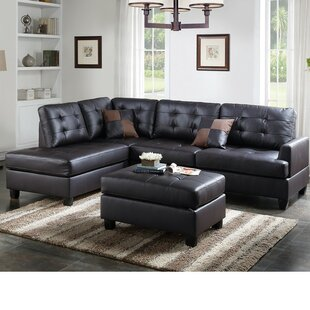 Laforge Sectional with Ottoman