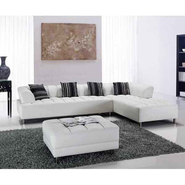 Litz Sectional by Hokku Designs