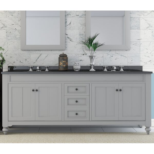 Cabery 60 Double Bathroom Vanity Set by Darby Home Co